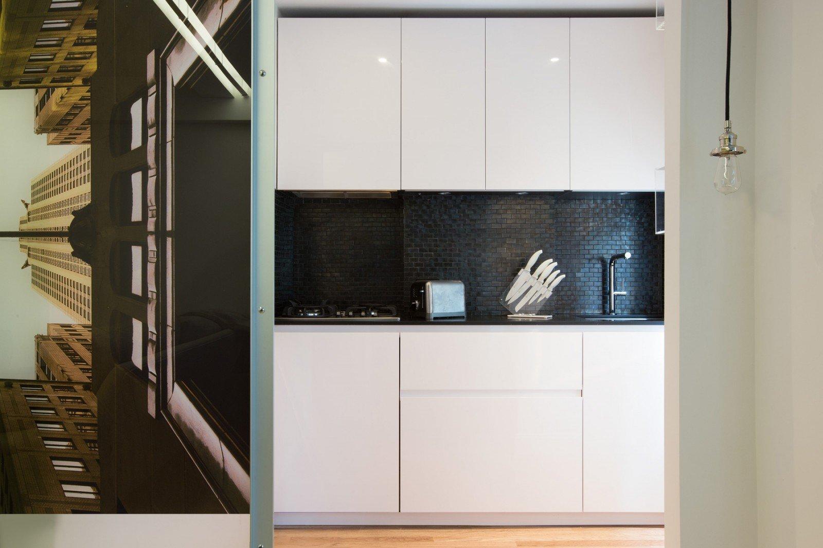 In this square feet studio Minimal USA has designed