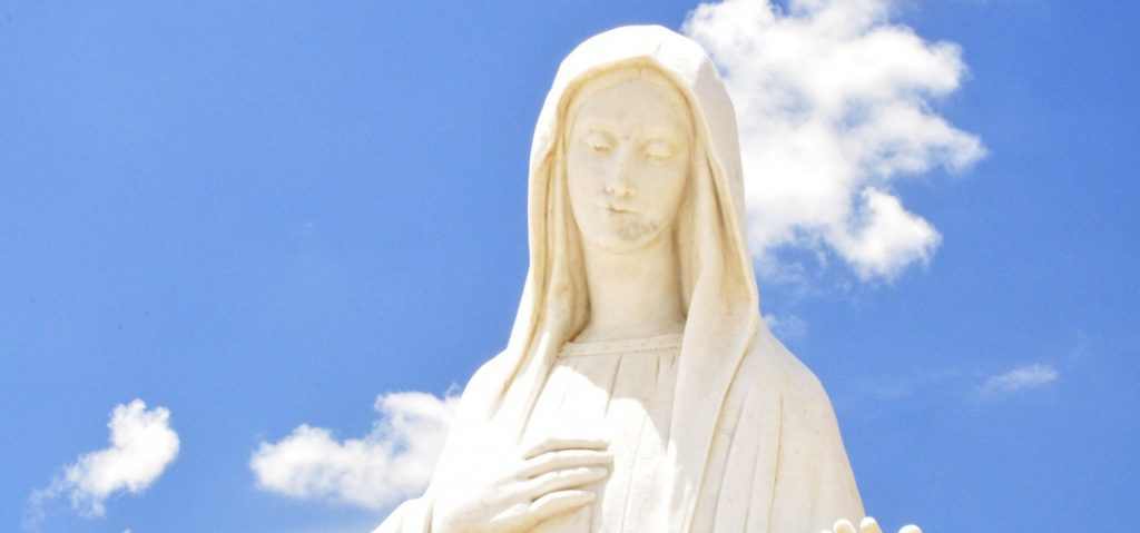 From the Archives: The Gift of Mary's Neediness