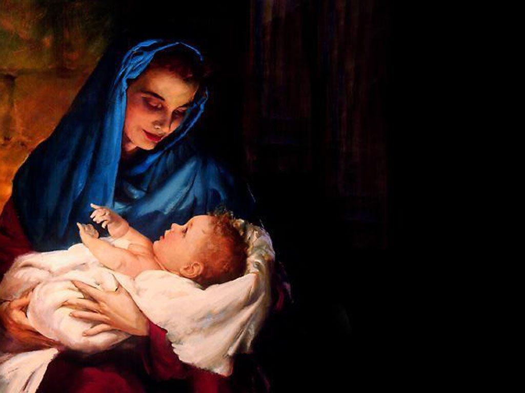 The Gift of Mary's Neediness