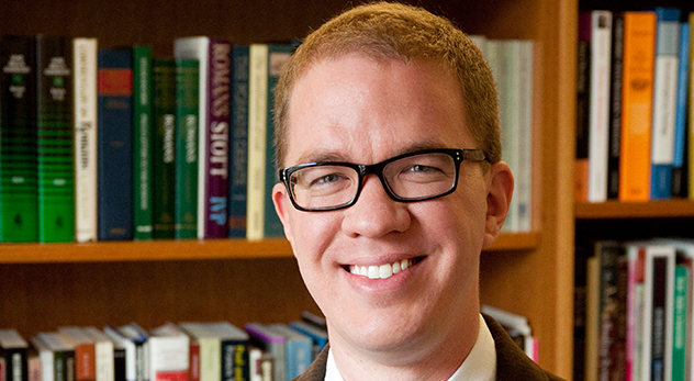 Ministering to Gay Students: Dr. Wesley Hill speaks with Rooted