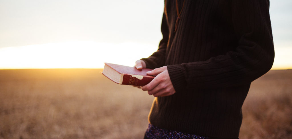 How to Make Scripture the Loudest Voice in Your Teen's Life