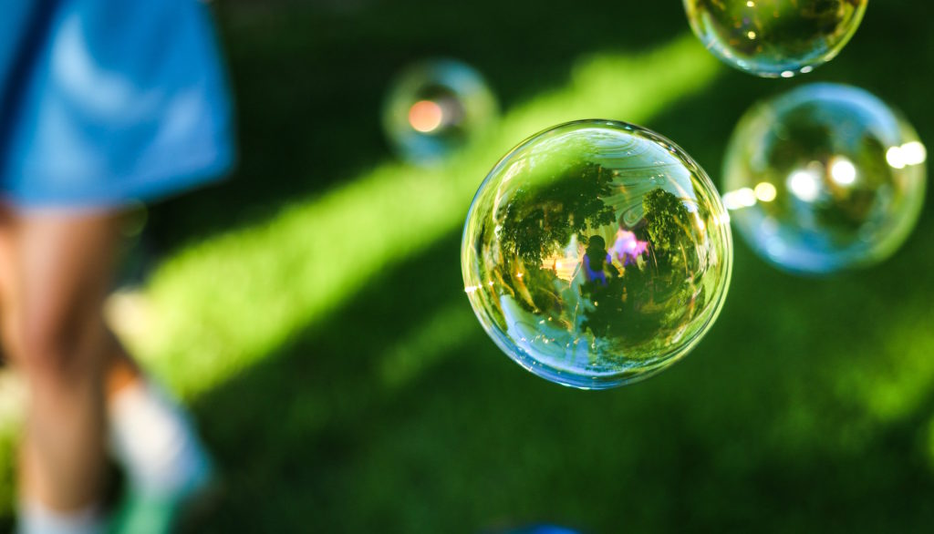 Student Series: On Exiting the Bubble of Comfort