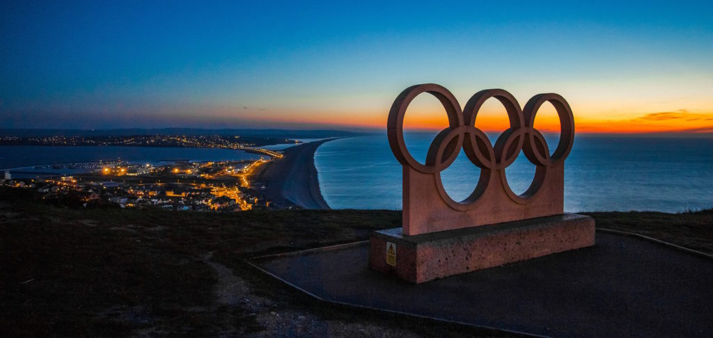 The Surprising Lie of the Olympics