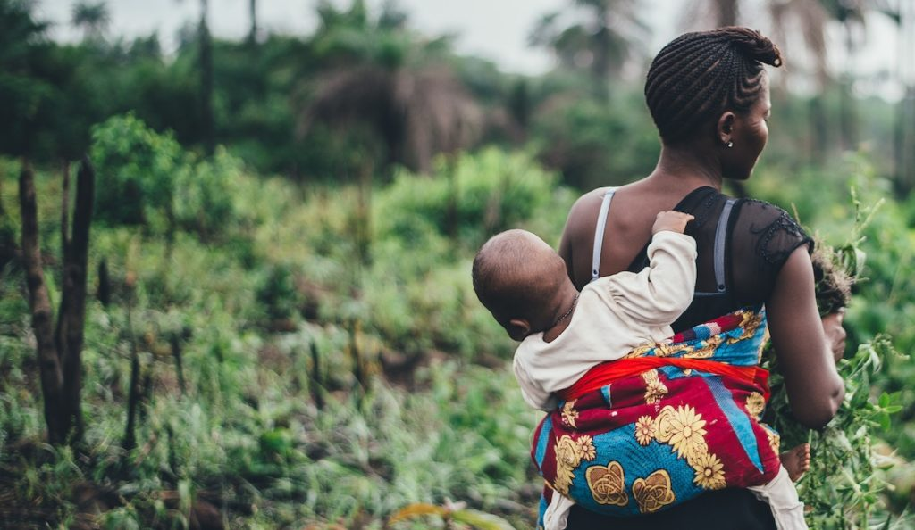 The Bond and Burden of Motherhood