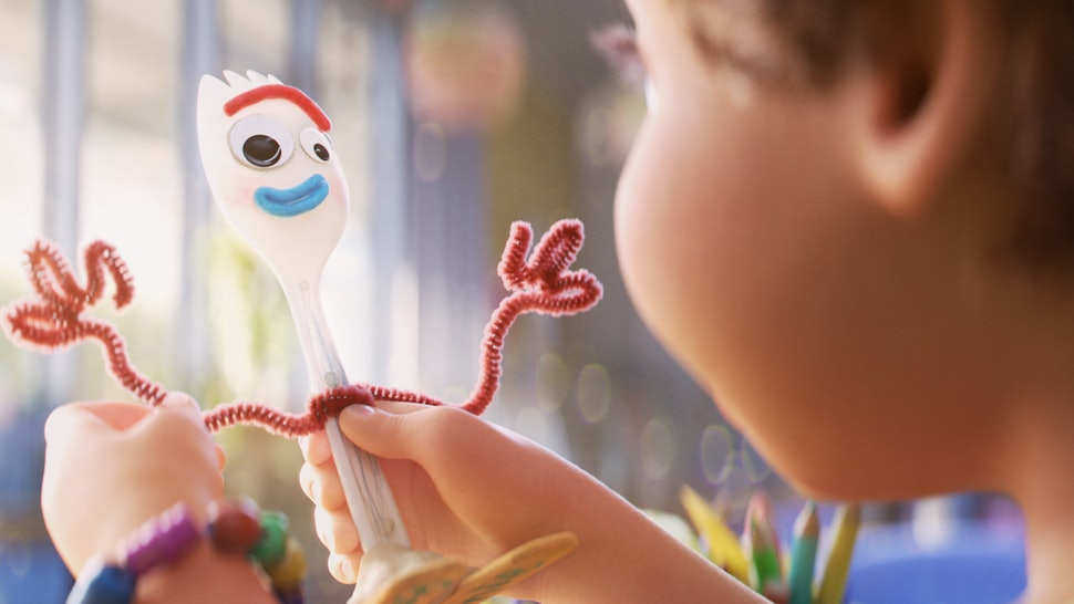 We Are Forky: The Unsurprising Brilliance of Toy Story 4