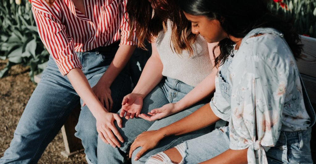 Rooted in Prayer: Inviting Students to Pray With and For You