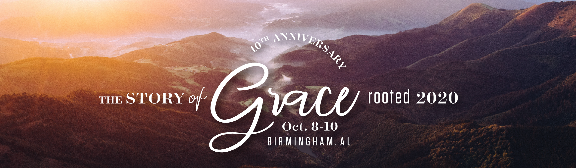 Registration for Rooted's 10th Anniversary Conference Now Open!