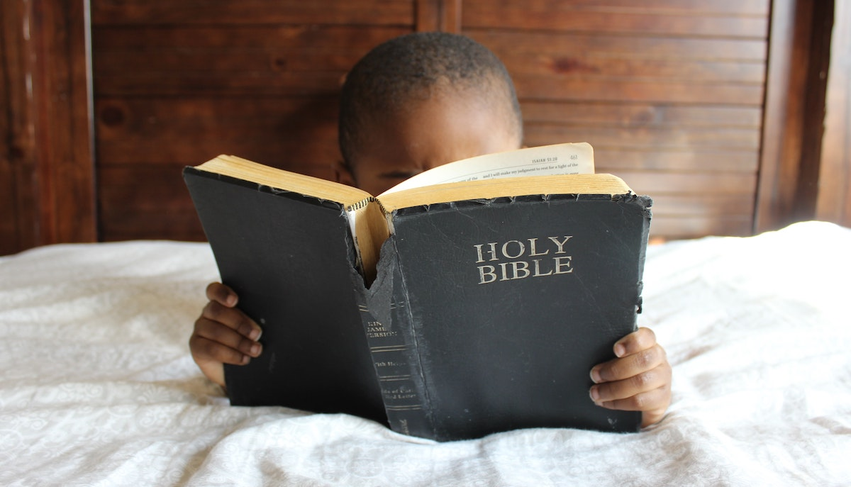 First Books of the Bible for Young Christians to Read