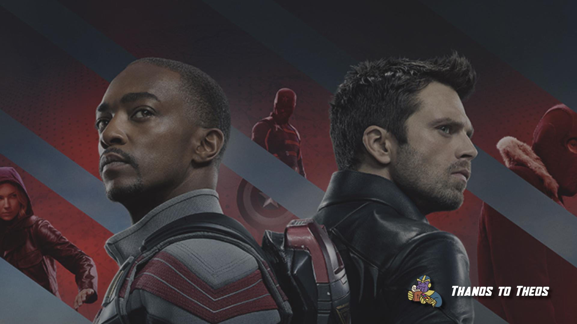 Episode 17: Falcon, the Winter Soldier, and RJ Nakajima