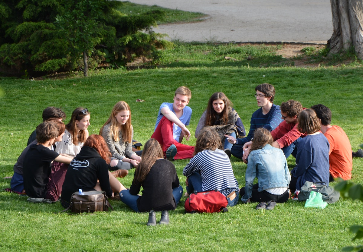Teenagers Need the Church as the Place of True Community