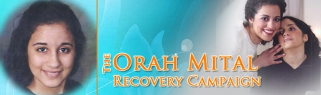 The Orah Mital Recovery Campaign