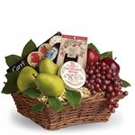 6098 - Delicious Delights Basket Santa Maria CA delivery.