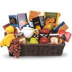 6923 - Grande Gourmet Fruit Basket Santa Maria CA delivery.