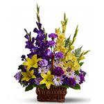 6899 - Basket of Memories Santa Maria CA delivery.