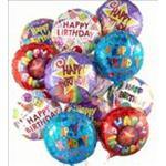 1321 - Birthday Balloon Santa Maria CA delivery.