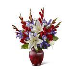 4049 - Loyal Heart Bouquet Santa Maria CA delivery.