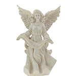 996810 - Angel Holding Cloth - Large Santa Maria CA delivery.