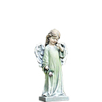 996818 - Weeping Angel Santa Maria CA delivery.
