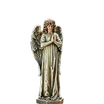 996820 - Standing Praying Angel Santa Maria CA delivery.