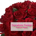 1001 - Signature Rose Design - Santa Maria CA delivery.