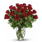 1003 - 18 Premium Roses Santa Maria CA delivery.