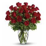 1004 - 24 Premium Roses Santa Maria CA delivery.