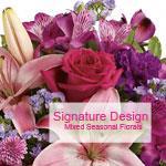 1030 - Signature Floral Design Santa Maria CA delivery.
