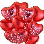 1323 - Romance & Love Balloon Santa Maria CA delivery.