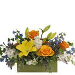 1969 - Adena Bouquet Santa Maria CA delivery.