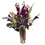2063 - Isabella Vase Arrangement Santa Maria CA delivery.