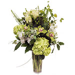 2064 - Oliver Vase Arrangement Santa Maria CA delivery.