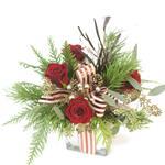 2071 - Joy Holiday Bouquet Santa Maria CA delivery.