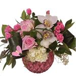 2098 - Ruby Bouquet - Santa Maria CA delivery.