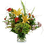 2115 - Carmela Bouquet Santa Maria CA delivery.