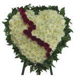 2143 - Our Heart is Broken Santa Maria CA delivery.