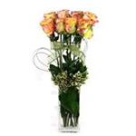 92181 - Amor Rose Arrangement Santa Maria CA delivery.