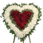 2278 - Sweet Repose Heart Santa Maria CA delivery.