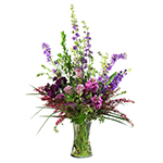 2304 - Hermione Vase Arrangement - Santa Maria CA delivery.