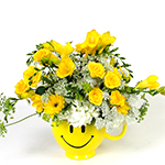 2327 - Happy Day Bouquet Santa Maria CA delivery.