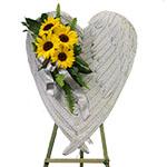 2403 - Faida with Sunflowers Santa Maria CA delivery.