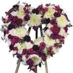 2468 - Camila Heart Santa Maria CA delivery.
