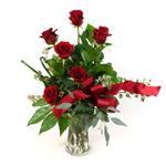 2488 - Six Roses Santa Maria CA delivery.