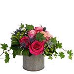 2491 - Rosabela in Norah Vase Santa Maria CA delivery.