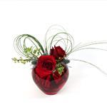 2493 - Amanda Rose Vase Santa Maria CA delivery.