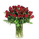 2533 - Luxury Rose Arrangement Santa Maria CA delivery.