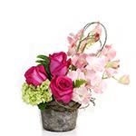 2551 - Adeline Bouquet Santa Maria CA delivery.