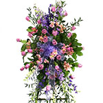 2556 - Lavender Standing Santa Maria CA delivery.