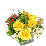 2560 - Soleil Bouquet Santa Maria CA delivery.