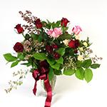2617 - Amaya Rose Vase Santa Maria CA delivery.