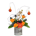 2648 - Miki Halloween Bouquet Santa Maria CA delivery.